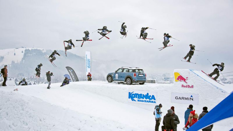 Nezmeškajte Garmin Winter Sports Festival 2019