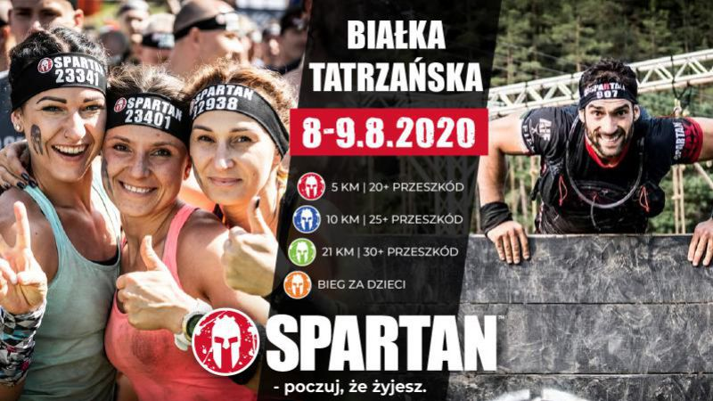 Spartan Race will be back to Białka Tatrzańska in 2020