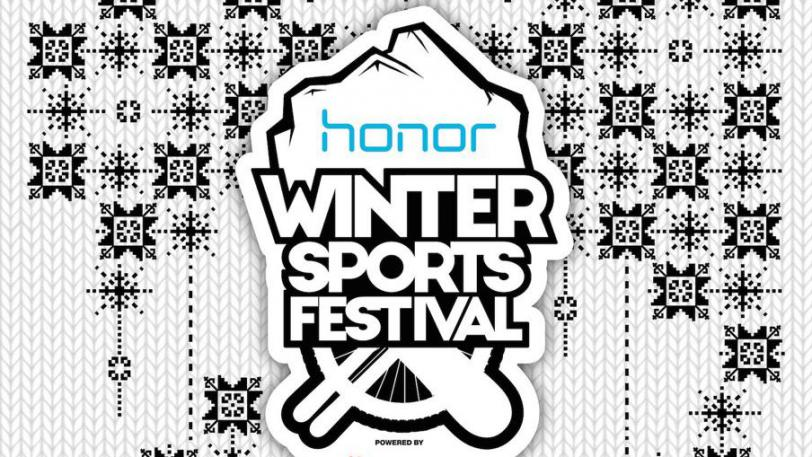 Obrazek artykułu Фестиваль «Honor Winter Sports Festival 2017»